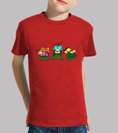 camiseta niño duendes regalos