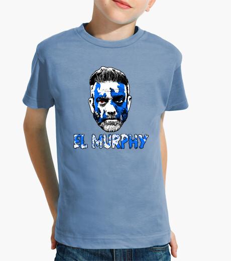Ropa infantil Camiseta niño El Murphy