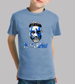 Camiseta niño El Murphy