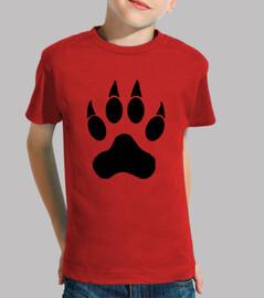 Camiseta Niño Huella