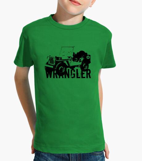 Ropa infantil camiseta niño jeep w