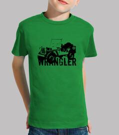 camiseta niño jeep w