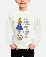 Camiseta niño, manga larga
