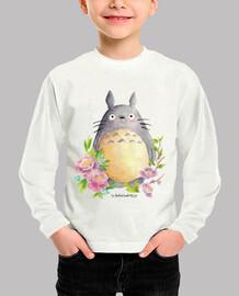 Camiseta niño Mi Vecino Totoro