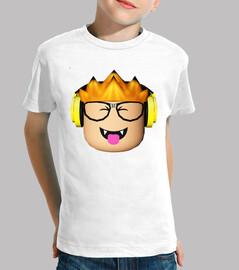 Camiseta Niño o Niña Raconidas
