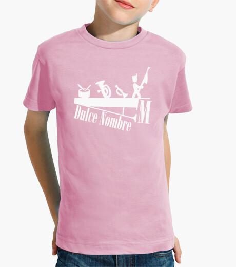 Ropa infantil Camiseta Niño Rosa AMDN