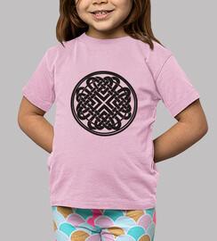 Camiseta niño Símbolo Amor Eterno