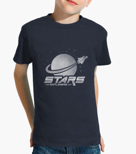 Ropa infantil Camiseta Niño Space Explorers