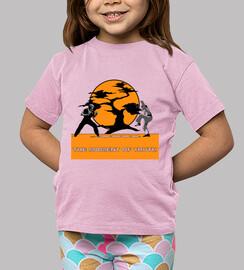 Camiseta niño The Moment of Truth - Karate Kid