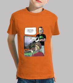 Camiseta niño, Todo esto antes era Pixel