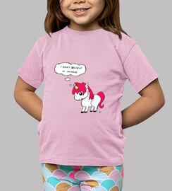 camiseta niño unicornio