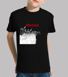 Camiseta niño WOTAN Y.ES_001D_2019_Wotan