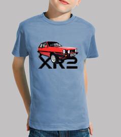 camiseta niño xr2