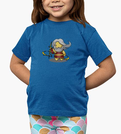 Ropa infantil Camiseta niño Zeus