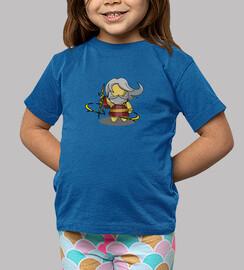 Camiseta niño Zeus