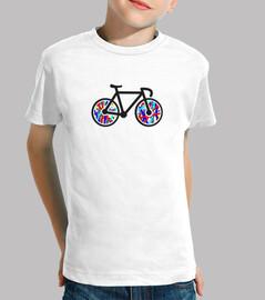 Camiseta niño/a Bicicleta