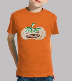 Camiseta niño,niña Calabaza