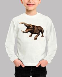 Camiseta niños Bestia Difusa