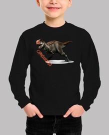 Camiseta niños Carnosauro1