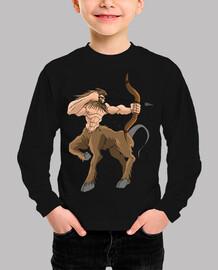 Camiseta niños Centauro Cazador