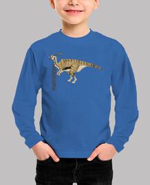 Camiseta niños Charonosaurus
