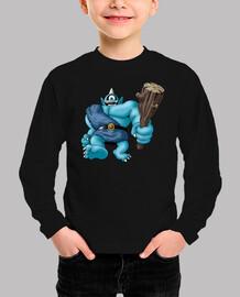 Camiseta niños Cíclope