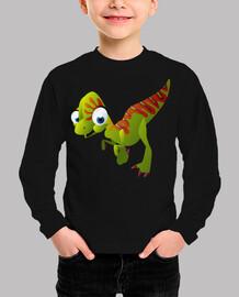 Camiseta niños Dino Juguetón