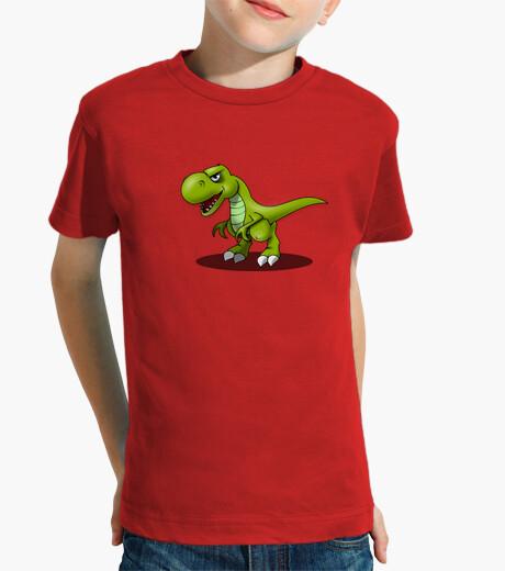 Ropa infantil Camiseta niños Dinosaurio
