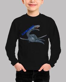 Camiseta niños Elasmosaurus