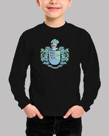 Camiseta niños Escudo Apellido Del Río