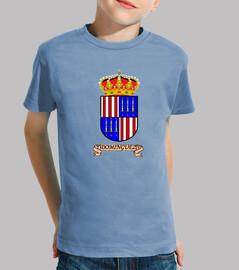 Camiseta niños Escudo Apellido Dominguez