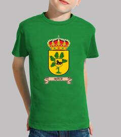 Camiseta niños Escudo Apellido Mata