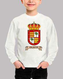 Camiseta niños Escudo Apellido Palacios