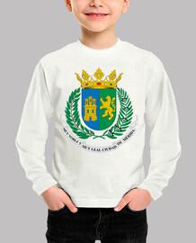 Camiseta niños Escudo de Ciudad de Merida
