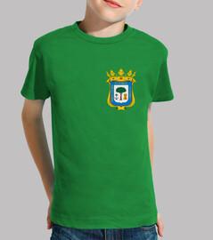 Camiseta niños Escudo de provincia de huelva