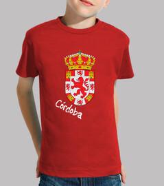 Camiseta niños Escudo Provincia de Córdoba