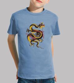 Camiseta niños Naga Oriental