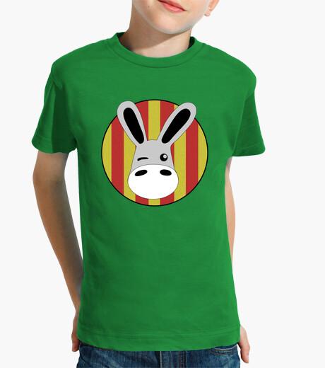 Ropa infantil Camiseta niños Ruc senyera