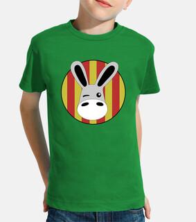 Camiseta niños Ruc senyera