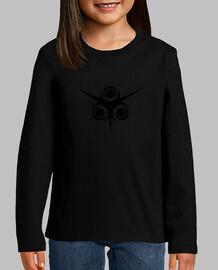Camiseta niños Tribal Estrella