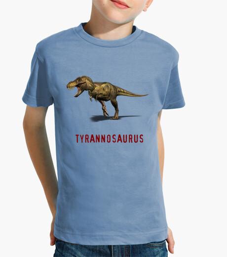 Ropa infantil Camiseta niños Tyranosaurus