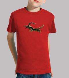 Camiseta niños Wyvern