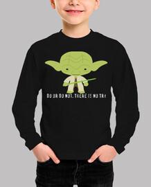 Camiseta niños Yoda