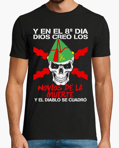 Camiseta Novios de la Muerte mod.2