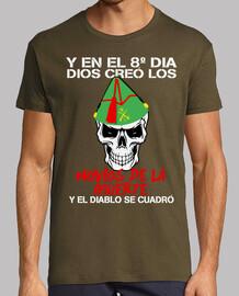 Camiseta Novios de la Muerte mod.3