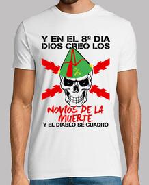 Camiseta Novios de la Muerte mod.6