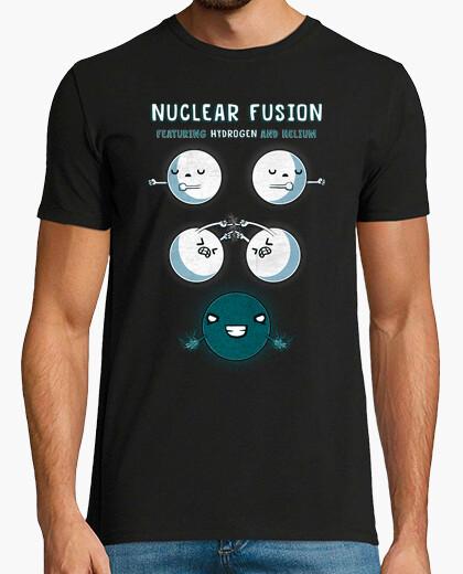 Camiseta Nuclear fusion