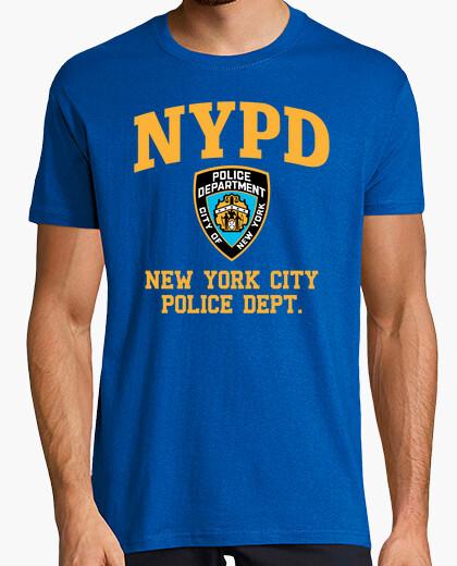 Camiseta NYPD mod.01