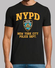 Camiseta NYPD mod.02