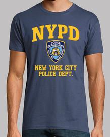 Camiseta NYPD mod.03